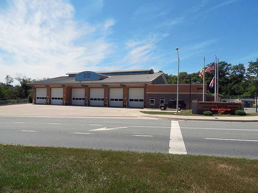 Montgomery County Fire Station #22