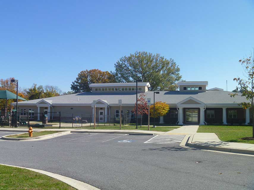 US Naval Academy Child Development Center