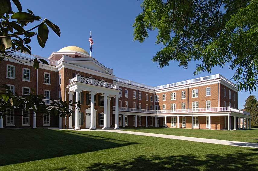 Longwood University Ruffner Hall