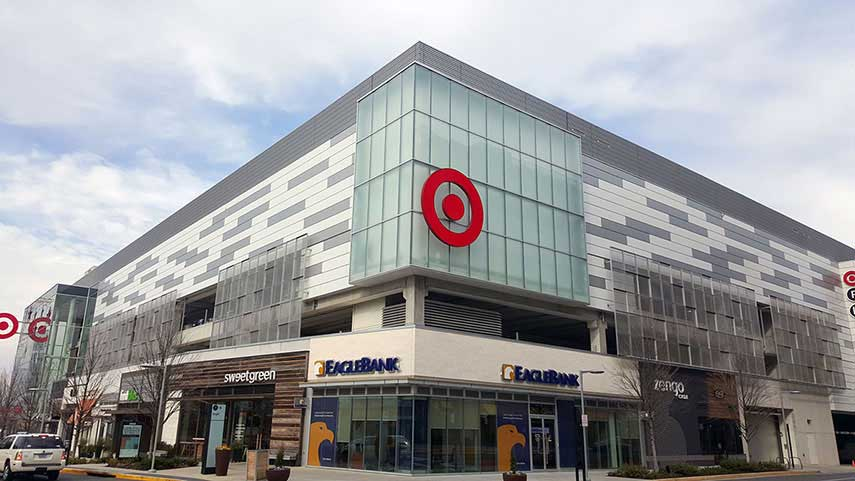 Target – Mosaic District