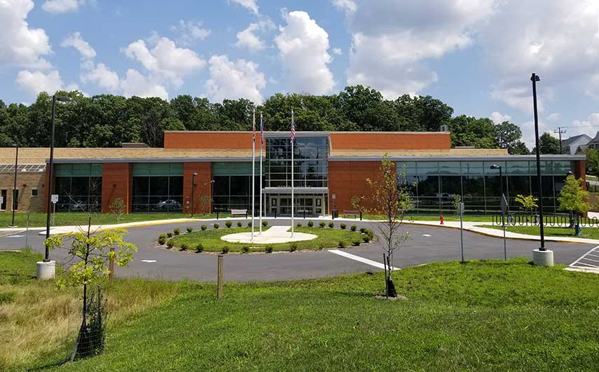 Nancy H. Dacek - North Potomac Recreation Center